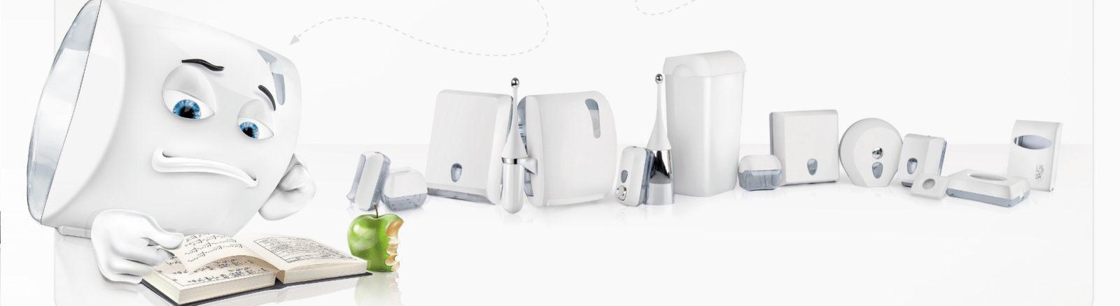 fornitura materiale igienico aziende