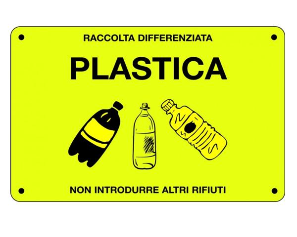 etichette adesive raccolta differenziata