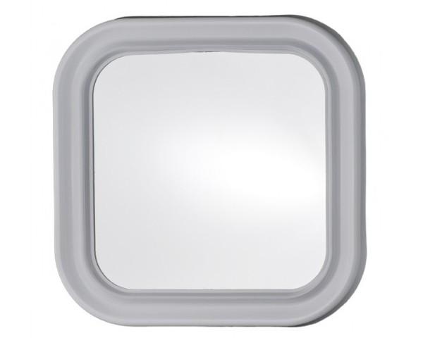 Basica specchio con cornice bianca asciugamani dispeser - Specchio cornice bianca ...